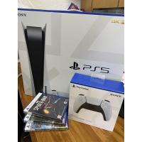 SONY 索尼】PlayStation5 光碟版主機  【SONY 索尼】PlayStation5 光碟版主機