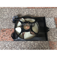 三菱 LANCER VIRAGE 97 98 99 00 全新 冷氣風扇 另有GALANT GRUNDER SAVRIN