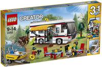 樂高(LEGO) 創意百變組 度假露營車 31052