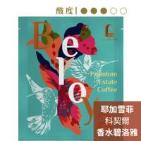 【廊香咖啡】耶加雪菲 科契爾 碧洛雅 日曬處理 G1 濾掛咖啡 15g 10包 LE CHAMP官方店