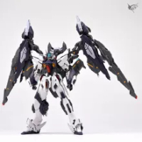 IN-STOCK ZERO GRAVITY HIRM MG 1/100 JUDGE Finished Frame (NO BOX) Model Anime Action Assembly Robot Toy Figure