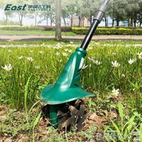 鬆土機電動微耕機除草充電式小型家用多功能鋤地鬆土機農 【無憂百貨】