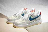 Undefeated x Nike Air Force 1 灰藍紅 Dunk蛇紋『Fujiwara_JP』
