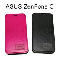 【Dapad】方標隱扣皮套 ASUS ZenFone C ZC451CG Z007