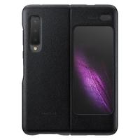 【SAMSUNG 三星】Galaxy Fold 原廠真皮背蓋(台灣公司貨)
