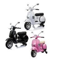 義大利《Vespa》羅馬假期 偉士牌電動玩具車-(電動玩具車部落客推薦)【六甲媽咪】
