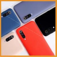 鏡頭保護 三星 A20 A30 A30s A50 A70  全包邊液態矽膠手機軟殼 糖果色保護殼 素色