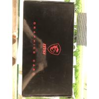 二手微星 GTX 1060 GAMING X 6G 顯示卡