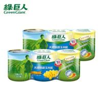 【綠巨人】天然特甜玉米粒198gX6罐