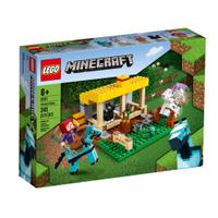 木木玩具 樂高 LEGO 21171 Minecraft 創世神 馬廄