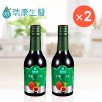 【瑞康生醫】木鱉果酵素-發酵液280ml/入×2入(酵素 發酵液)