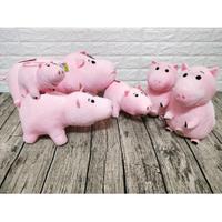 【娃娃市集】現貨火腿豬 火腿豬娃娃 粉紅豬  好市多火腿豬  正版火腿豬  玩具動員火腿豬 撲滿豬