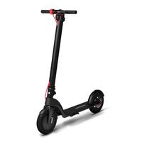 【限時93折起】新款HX X7摺疊電動滑板車 輕量化 液晶顯示 電子煞車 超長續航25KM 免運費