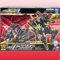 【Fun心玩】TP17022 正版 日本 TAKARA TOMY 新幹線變形機器人Z 暗黑號 多美 火車 機器人