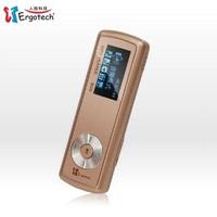 【Ergotech 人因科技】UL430C 蜜糖咖啡 MP3 PLAYER(咖啡)