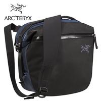 【ARCTERYX 始祖鳥 加拿大】ARRO 8 單肩包 多功能斜背包 氣層藍 (L07400900)