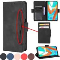 2021 For Motorola Edge 20 Case Premium Leather Wallet Leather Flip Multi-card slot Cover For Motorola Moto Edge 20 Edge20 Case