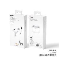 WKUPIN 白鹿系列. A3 pro 真無線立體聲藍牙耳機原廠藍牙耳機