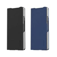 【Araree】Samsung Galaxy Z Fold2 / Z Fold2 5G 翻頁式皮套(公司貨-盒裝)