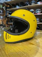任我行騎士部品 Gallop M2 山車帽 內藏墨鏡 全罩 安全帽 #黃色