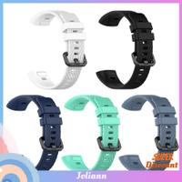 華為 適用於 Huawei Band 3 Pro 的 Tpu 軟質錶帶手鍊腕帶更換