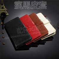 【側掀收納皮套】紅米Note 9T 5G 6.53吋 M2007J22G 瘋馬皮套/磁扣保護套/手機套/小米/Mi Xiaomi -ZW