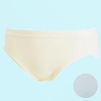 【華歌爾】新伴蒂系列 M-LL中高腰舒適小褲(淺水藍)