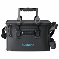 【SHIMANO】置竿架式收納箱 硬式 27L-4 BK-021R