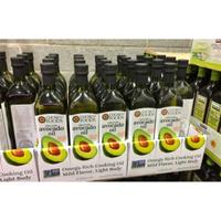 Chosen Foods 100%酪梨油 每瓶1公升 / Costco 酪梨油 / 賢弟代購 /  #729324#
