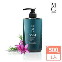 【MG】95%天然植萃歐盟香水抗屑洗髮精三效合一抗屑止癢控油(500ml*1)
