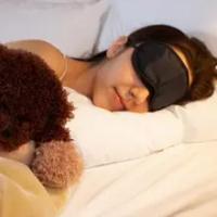 Sleeping Eye Maskหน้ากากนอนสบายสำหรับREST Relaxกระเป๋าเดินทางผู้ชายแฟชั่นผู้หญิงSleep Aid Eye Mask EYE PATCH