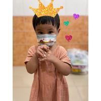 康丞 阿奇幼幼園 聯名款 兒童 小臉 幼幼款 MD 雙鋼印 醫用 醫療 平面 口罩 台灣製造