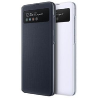 【SAMSUNG 三星】拆封新品 Galaxy Note10 Lite S View 原廠透視感應皮套(台灣公司貨)