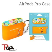 【iJacket】迪士尼 玩具總動員 AirPods Pro 防撞擊 矽膠保護套(總代理商公司貨)