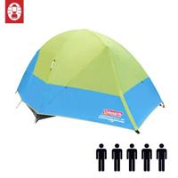 【Coleman】五人圓頂帳篷 5-Person Airdome Tent(登山 雙窗 透氣 防雨)