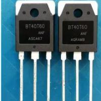 10 ชิ้น/ล็อตBT40T60 BT40T60ANF BT40T60ANFD BT40N60BNF TO-247 40A600V IGBTหลอดสำหรับเครื่องเชื่อม