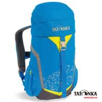 【TATONKA】Joboo 9公升 兒童多功能背包 鮮豔藍(TTK1830-194/日常/戶外旅遊/登山健行)