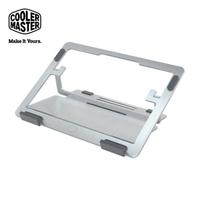 【CoolerMaster】Cooler Master Ergostand AIR 支架型筆電散熱墊 銀色(Ergostand AIR)