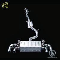 IPE 高流量帶三元催化頭段 當派 排氣管 Golf R MK7 / 7.5 底盤系統【YGAUTO】