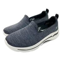 SKECHERS 女鞋 ARCH FIT 運動鞋 寬楦 健走鞋 足底筋膜炎舒緩 124480WBKW [陽光樂活] (C4)