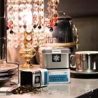 【samova 歐洲時尚茶飲】有機薄荷紅茶/咖啡因200ppm/ Istanbul Nights 伊斯坦堡之夜(Tea Tin Mini系列)