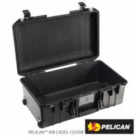 【PELICAN】1535NF Air輪座拉桿超輕氣密箱-空箱 黑(公司貨)