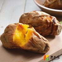【小可生鮮】瓜瓜園 冰心烤地瓜 黃心地瓜 黃心番薯 約3公斤/包 30 /M-60 /L-50 退冰即可食 也可加熱吃