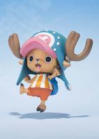 【預購】🌸日本進口🌸日版金證保障🔥Figuarts Zero 海賊王  5周年版 多尼多尼 喬巴【星野日本玩具】