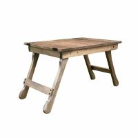 【露營趣】新店桃園 Campingbar CAMP-6-2 原木延伸桌板 收納箱專用 木桌板 折疊側開收納箱適用 露營 野餐