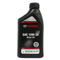 【TOYOTA】原廠機油 10W30(整箱12瓶)