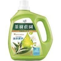 【茶樹莊園】茶樹超濃縮洗衣精8kg(正裝2000g+補充包1500g*4) 加碼送▶Farcent香水衣物香氛袋正裝x1(香型隨機) 免運