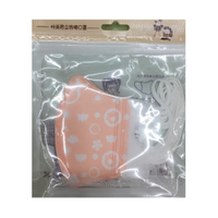 【幼幼】幼幼口罩3D 5入(非醫療)-現貨供應