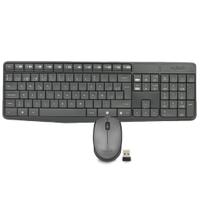 羅技 MK235 無線 鍵盤滑鼠組 Logitech 超小型 2.4G 接收器 〔每家比〕