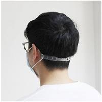 【BeOK】口罩減壓神器 多段可調節頭帶 口罩耳掛延長減壓輔助-5入 K02